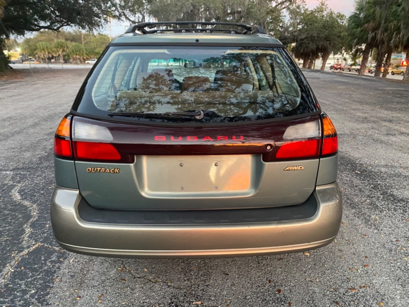Subaru Outback 2003 price $2,995 Cash