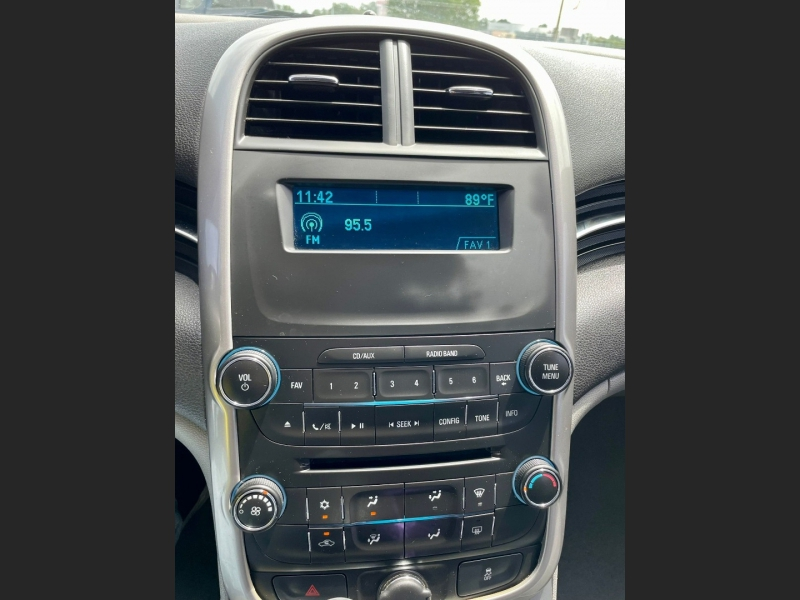 Chevrolet Malibu Limited 2016 price $11,990