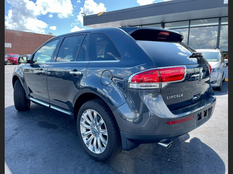 Lincoln MKX 2013 price $11,990