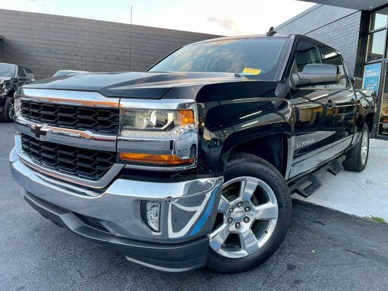 Chevrolet Silverado 1500 2018 price $35,990