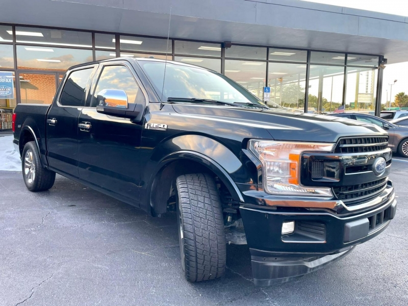 Ford F-150 2018 price $32,990