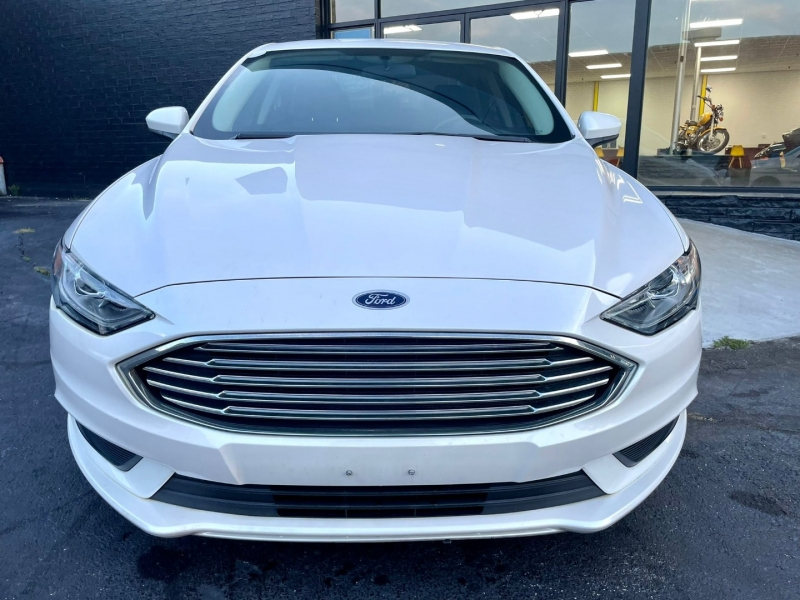 Ford Fusion 2018 price $19,990