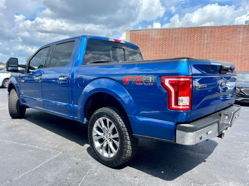 Ford F-150 2017 price $31,990