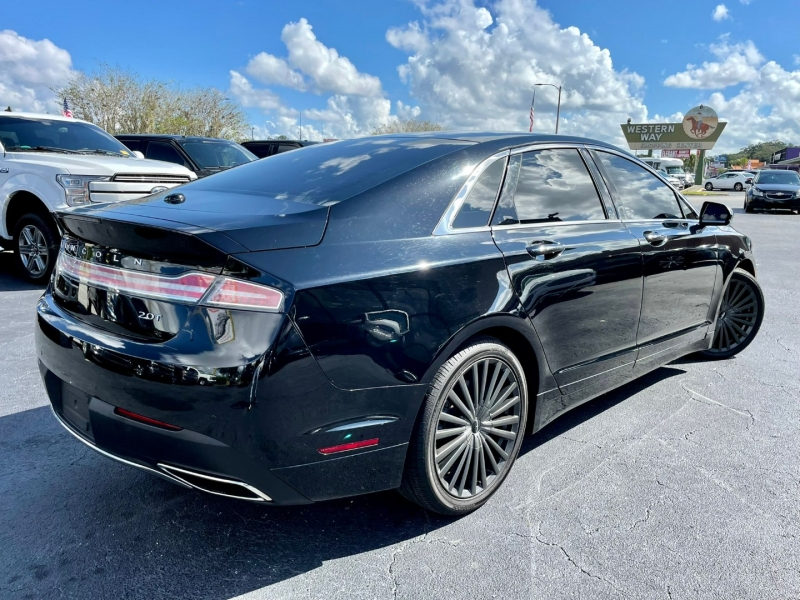 Lincoln MKZ 2017 price $19,990