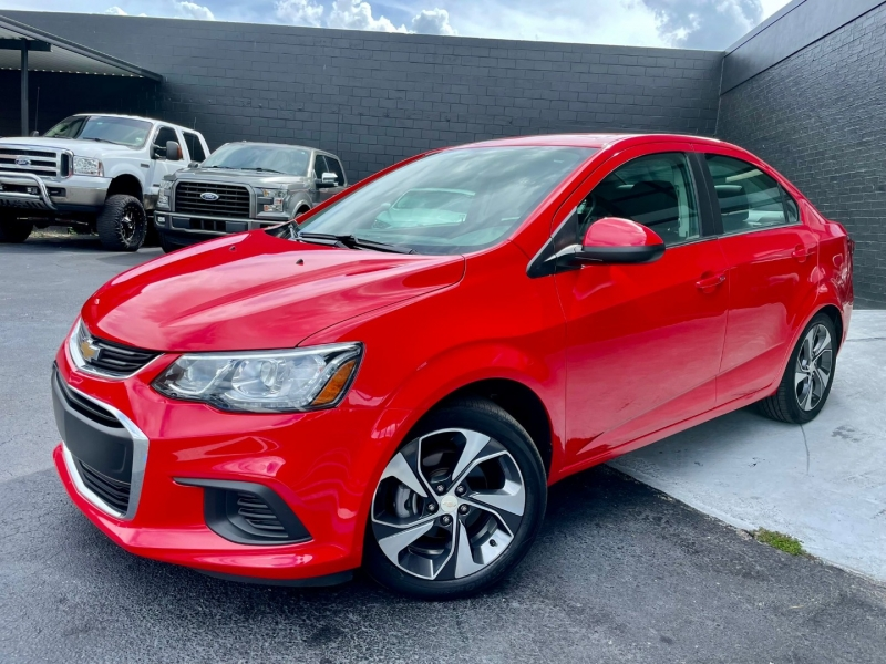 Chevrolet Sonic 2020 price $16,990