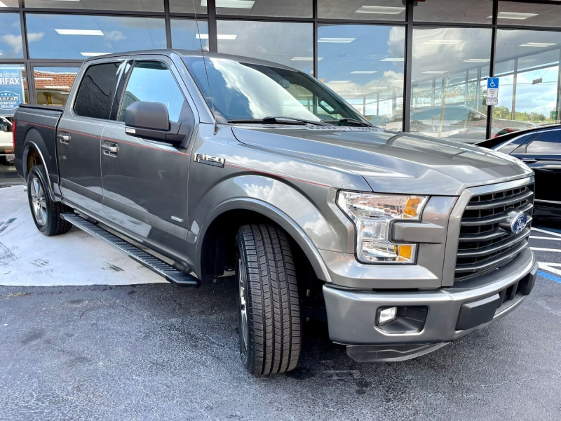 Ford F-150 2016 price $33,990