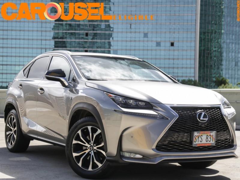 Lexus NX200t FSport 2016 price $33,995