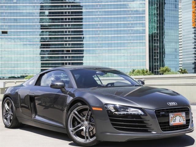 Audi R8 2010 price $79,995