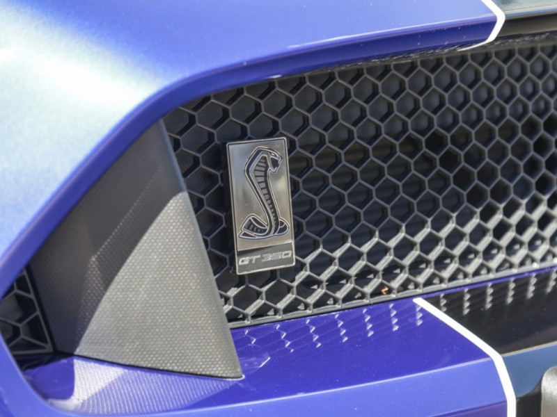 Ford Mustang Shelby GT350 Manual 2016 price $69,995