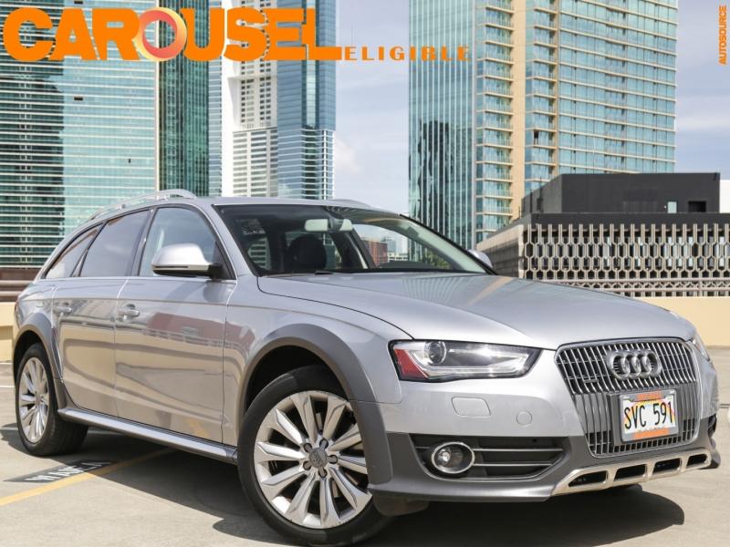 Audi Allroad Premium 2016 price $29,995