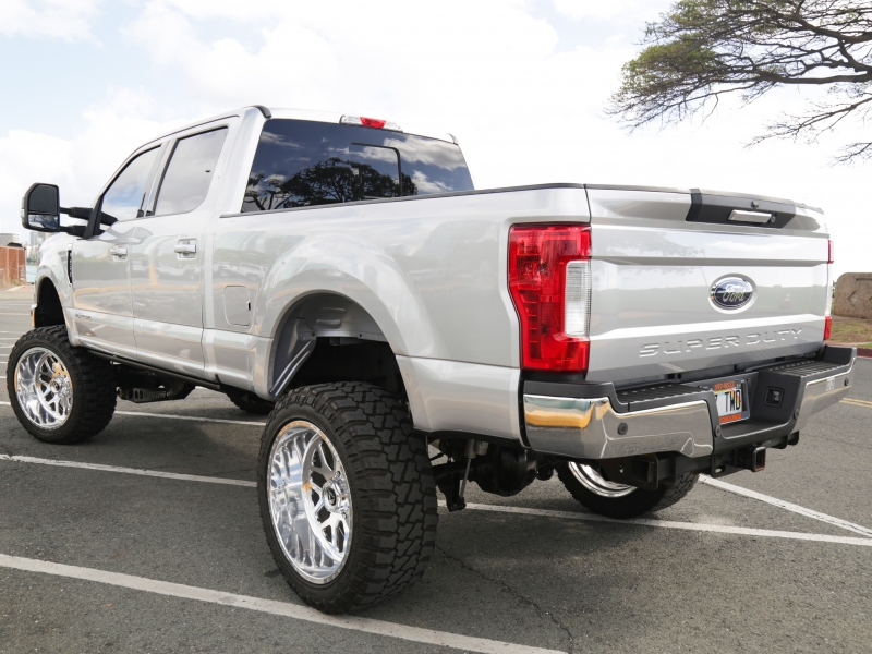 Ford Lifted 8in F250 4WD Diesel 2017 price $79,995