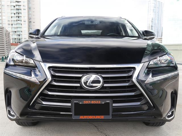Lexus NX200 turbo 2017 price $31,995