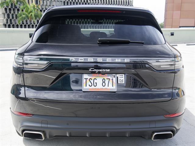 Porsche Cayenne 2019 price
