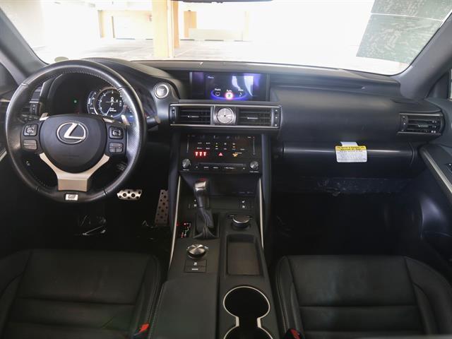 Lexus IS200 F Sport Turbo 2017 price $34,995