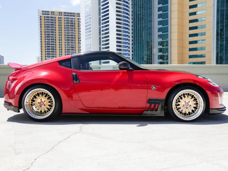 Nissan 370Z 2016 price $29,995