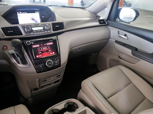 Honda Odyssey Touring 3rd Row 2017 price $32,995