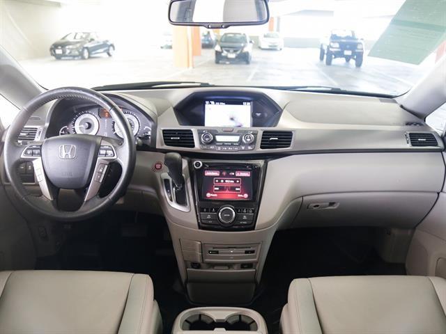 Honda Odyssey 2017 price $34,995