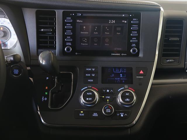 Toyota Sienna 2018 price