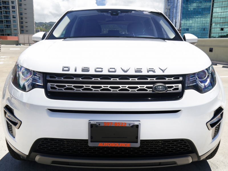 Land Rover Discovery Sport SE 3rd Row 2017 price $36,995
