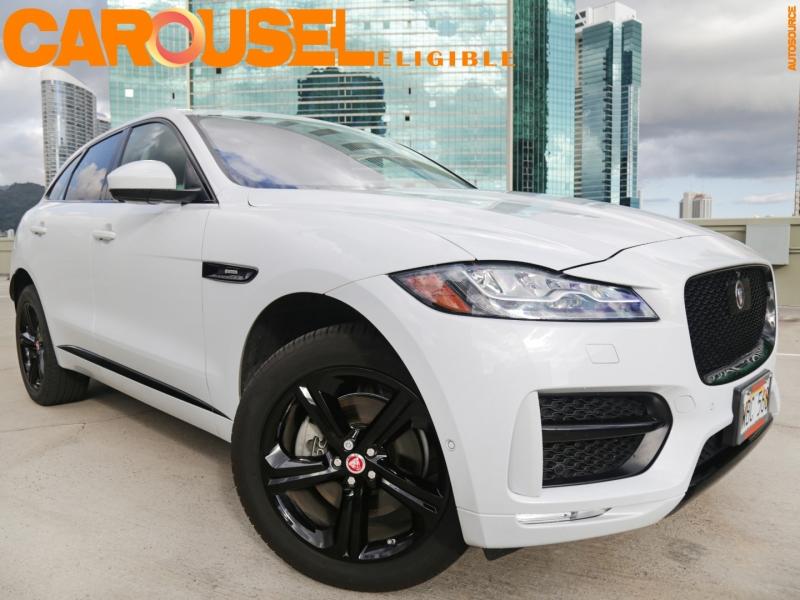 Jaguar F-PACE 35t RSport AWD 2017 price $44,995