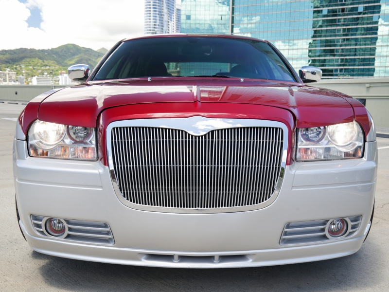 Chrysler 300 Custom w/RideTech Airbags 2006 price