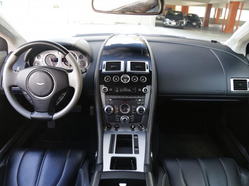 Aston Martin DB9 Volante 2015 price $99,995