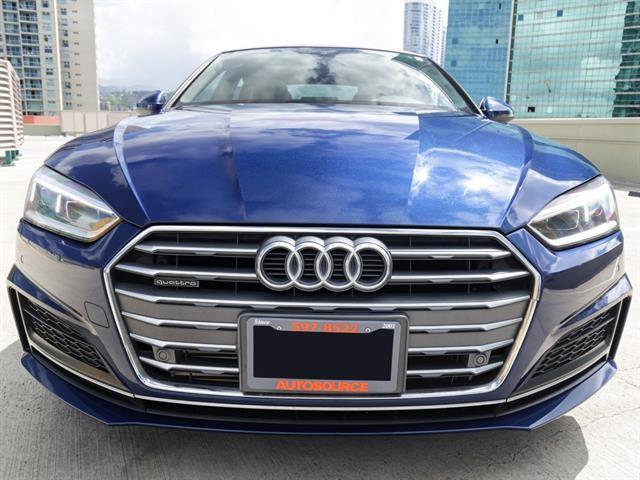 Audi A5 Sportback 2018 price $36,995