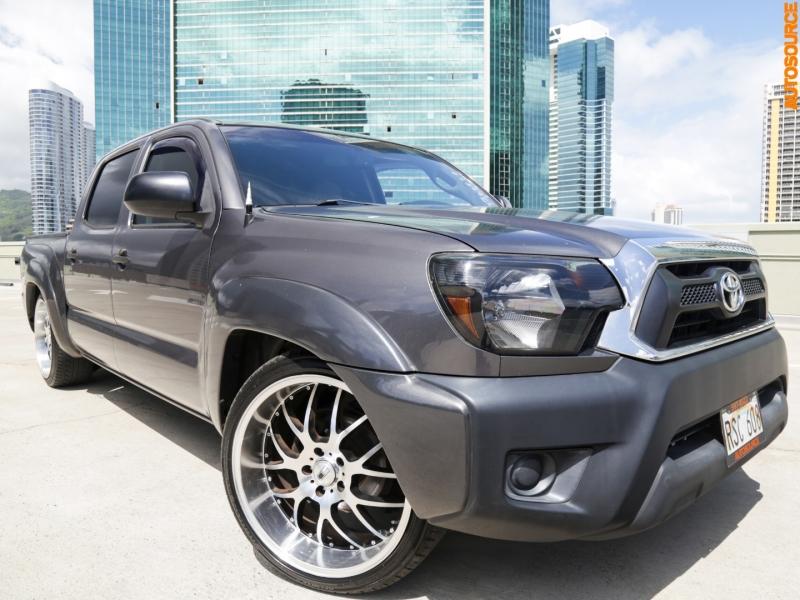 Toyota Tacoma xtracab Double Cab 2012 price $19,995