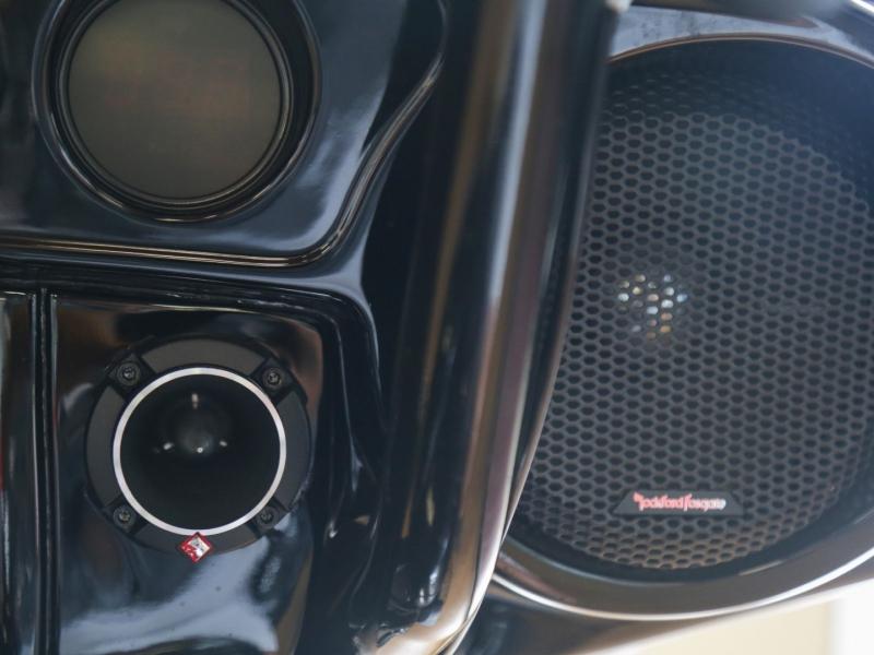 Harley-Davidson Custom Streetglide 2014 price $64,995