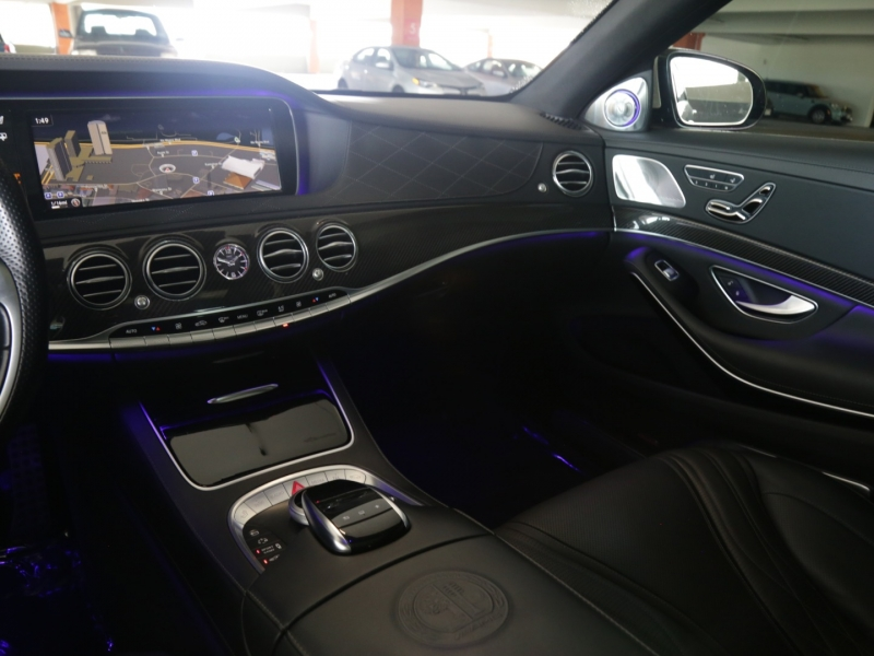 Mercedes-Benz S63 AMG Twin Turbo 2015 price $69,995