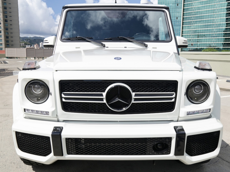 Mercedes-Benz G55 w/G63 appearance 2010 price $74,995
