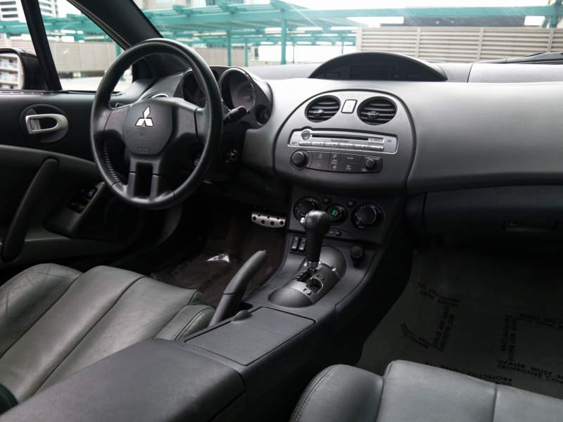 Mitsubishi Eclipse 2007 price $9,995