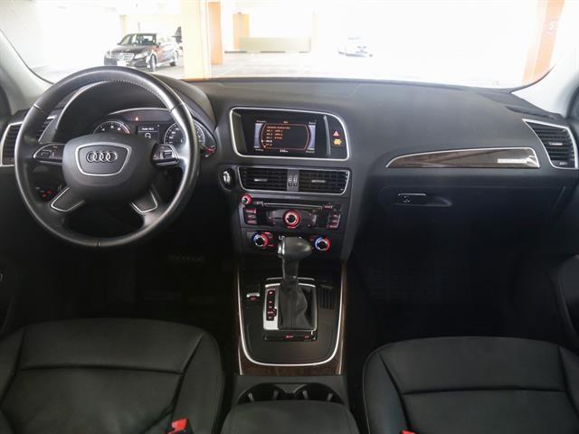 Audi Q5 2016 price $24,995