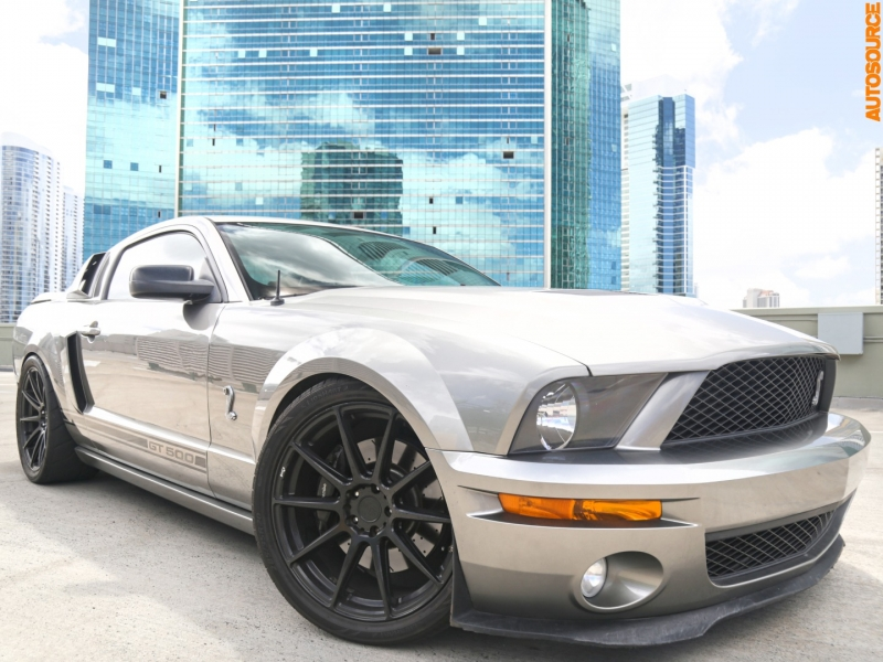Ford Mustang Shelby GT500 Manual 2008 price $34,995
