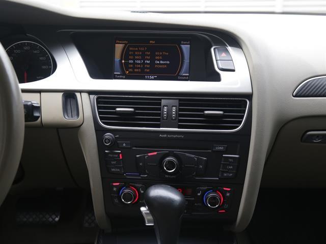 Audi A4 2009 price