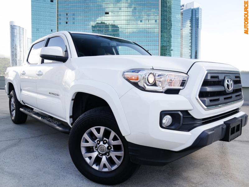 Toyota Tacoma DblCab SR5 2016 price $34,995