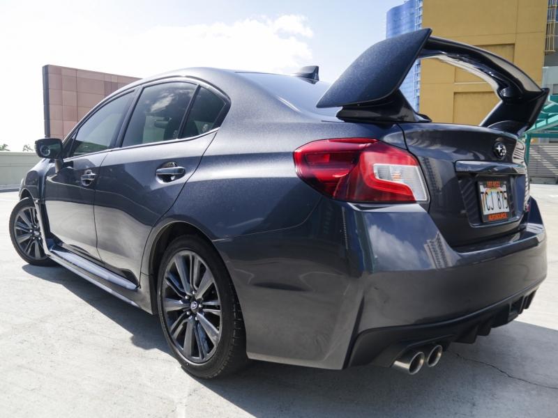 Subaru WRX STI Manual 2017 price $34,995