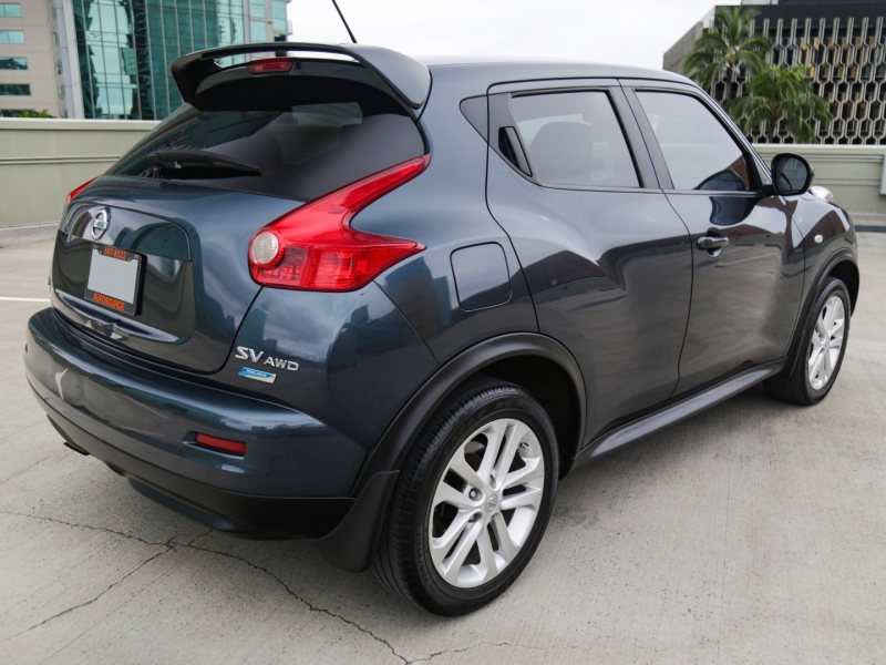 Nissan Juke SV AWD Turbo 2014 price $14,995
