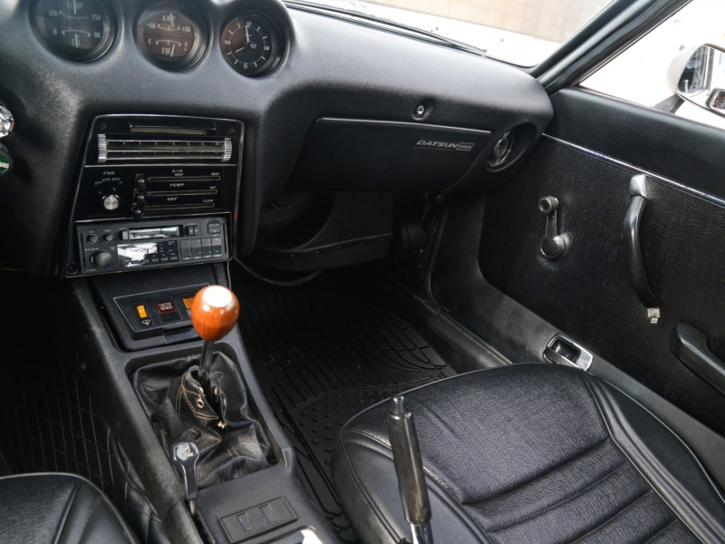 Datsun 240z Manual 1973 price $34,995