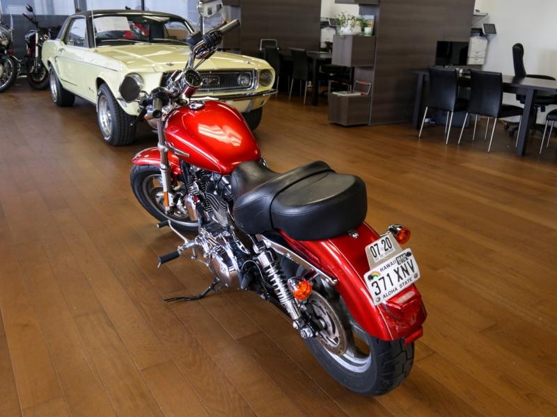 Harley-Davidson Sportster 1200 custom 2014 price $7,995