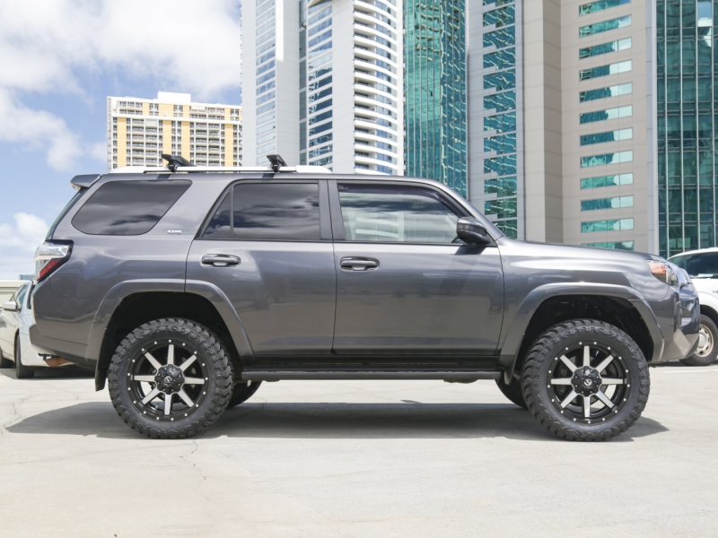 Toyota 4Runner 4WD 3rd Row Lifted 3in 2016 price $44,995