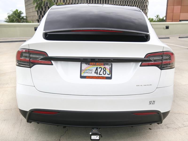 Tesla Model X Long Range Dual Motor 2020 price $94,995