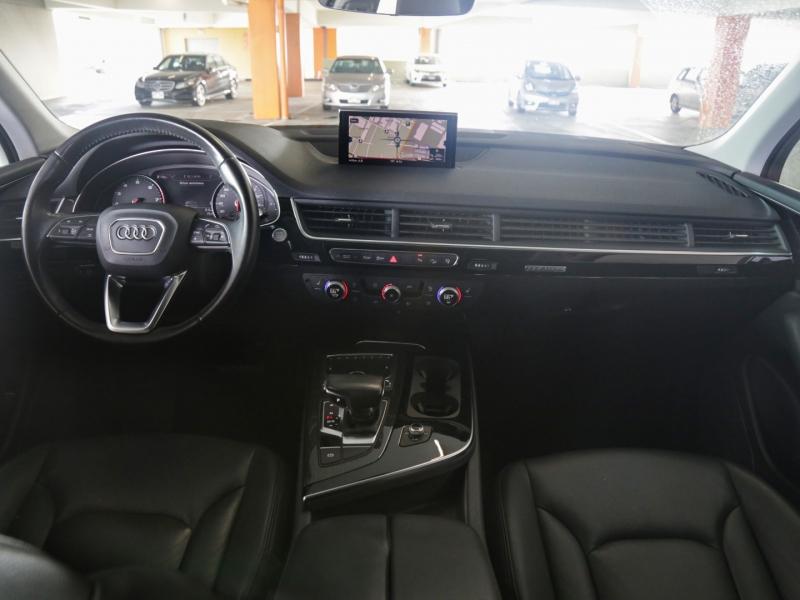 Audi Q7 Premium Plus 3rd Row 2017 price $44,995
