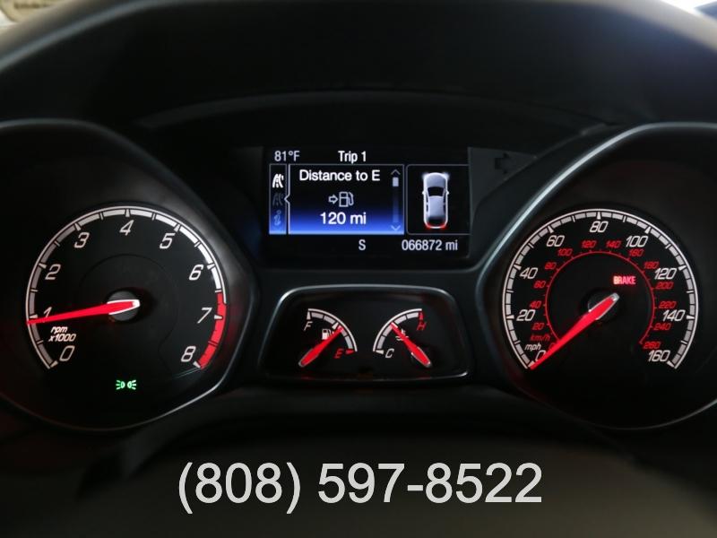 Ford Focus ST Manual 2014 price $19,995