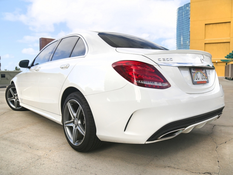 Mercedes-Benz C300 4MATIC Sport Pkg 2015 price $26,995