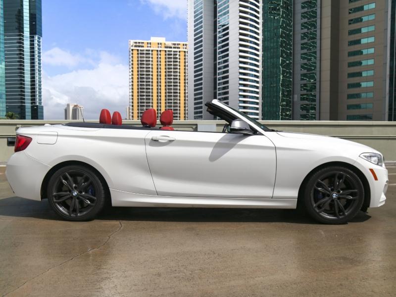 BMW M240i MSport Convertible 2017 price $34,995