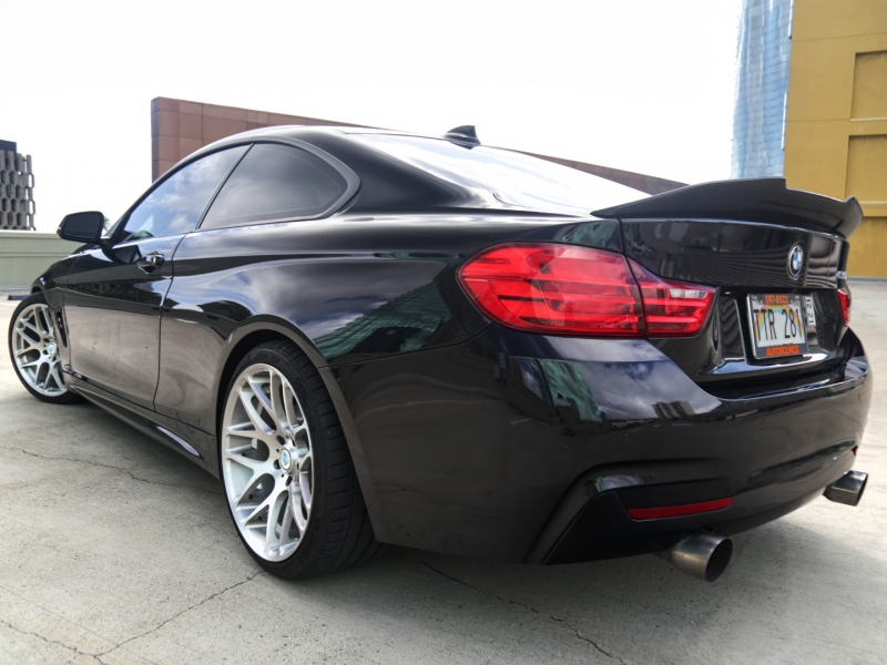 BMW 435i MSport 2015 price $34,995