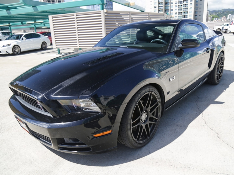 Ford Mustang GT 5.0 CALIFORNIA SPECIAL Manual 2014 price