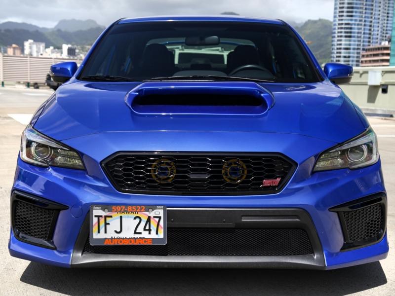 Subaru WRX STI Manual 2018 price $39,995