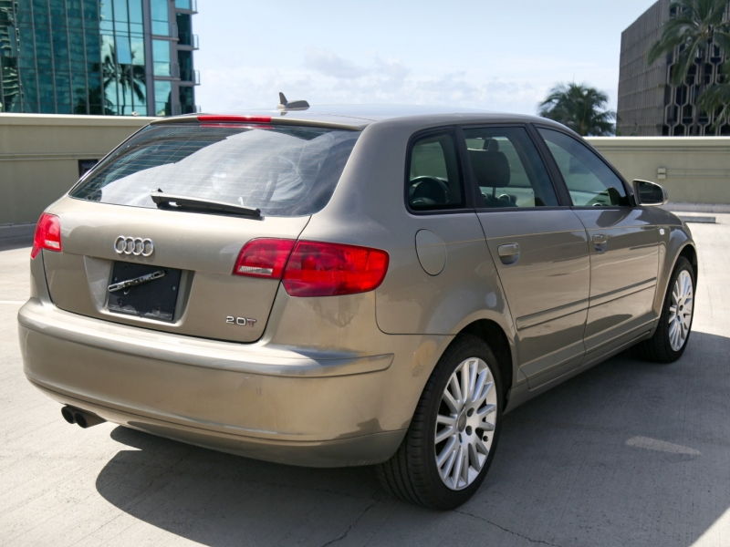 Audi A3 2.0T 2006 price $9,995